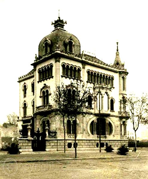 Casa p rez samanillo c rculo ecuestre la barcelona de antes - Ebanistas en barcelona ...