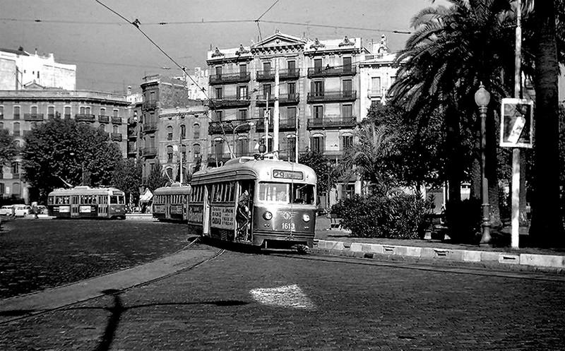 Plaza De Tetuán Plaça Tetuán La Barcelona De Antes