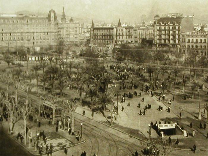 Ingles Hotel Barcelone