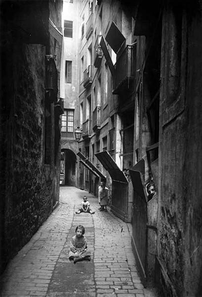 Calles varias la barcelona de antes - Calle boqueria barcelona ...