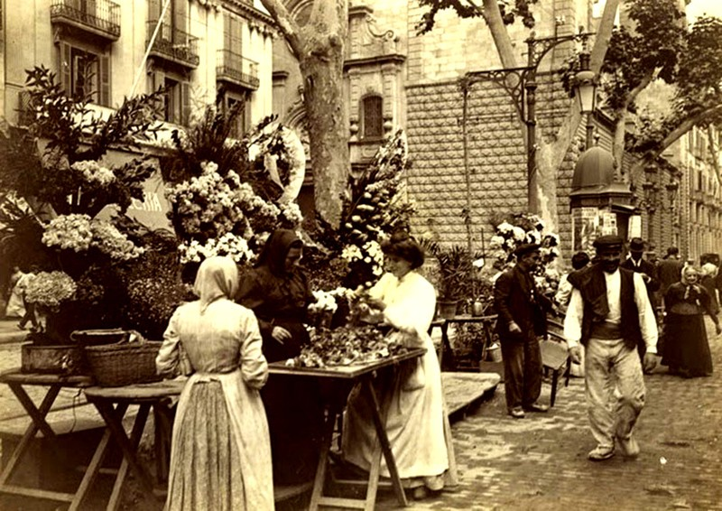 Mercado de san jos mercat de sant josep la boqueria - Barcelona san jose ...